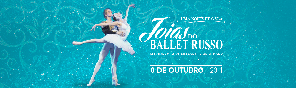 JOIAS DO BALLET RUSSO