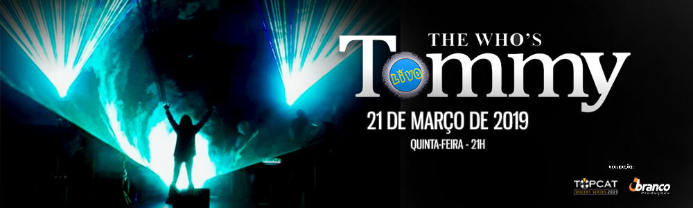 THE WHO'S TOMMY AO VIVO